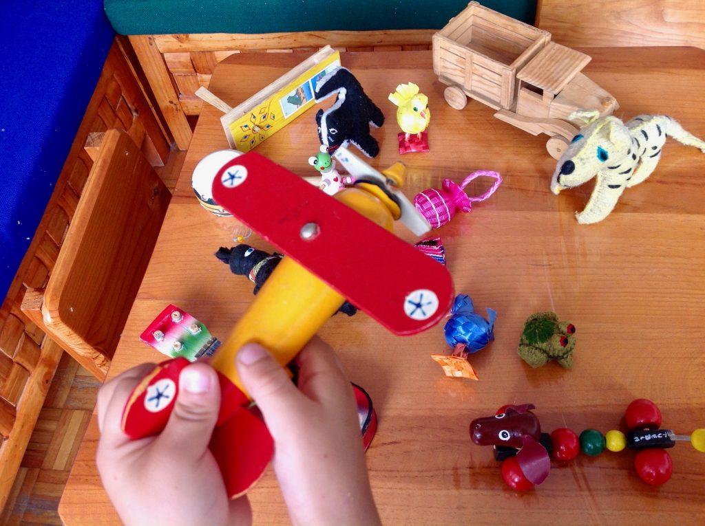 Kvalitní bezpečné hračky pro děti