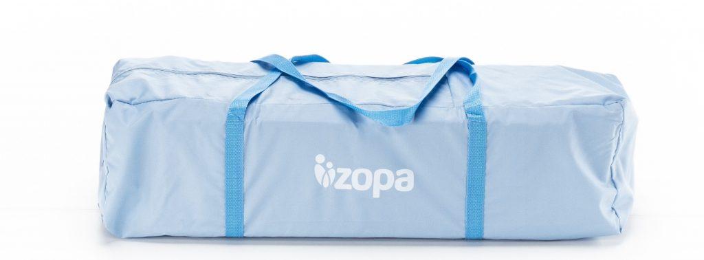 Cestovní postýlka pro děti s taškou