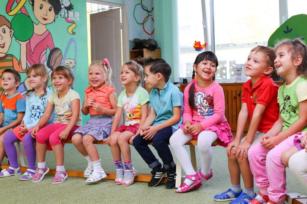 Dětské oblečení do školky