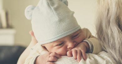 Co koupit pro novorozence