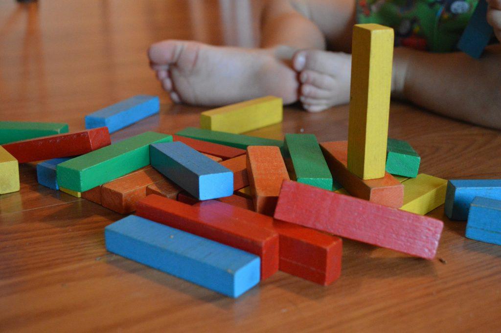 Kvalitní hračky ze dřeva