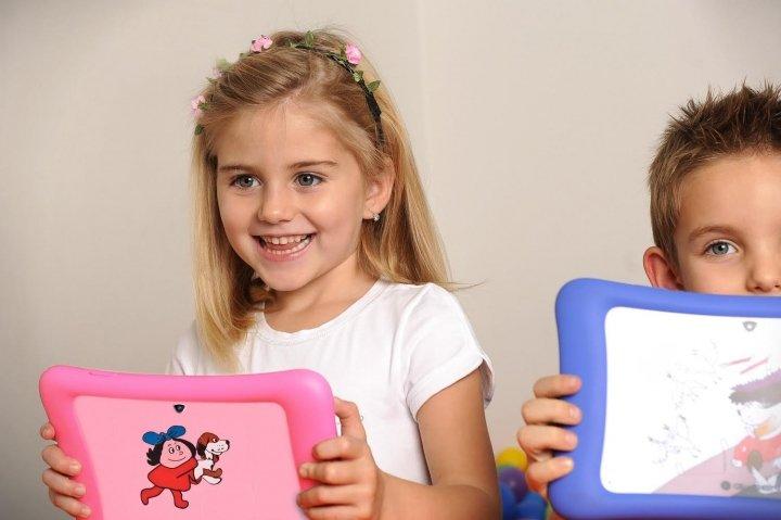 Interaktivní hračky pro děti