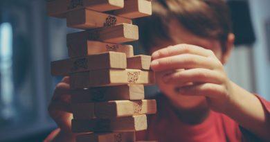 Dětské hračky ze dřeva