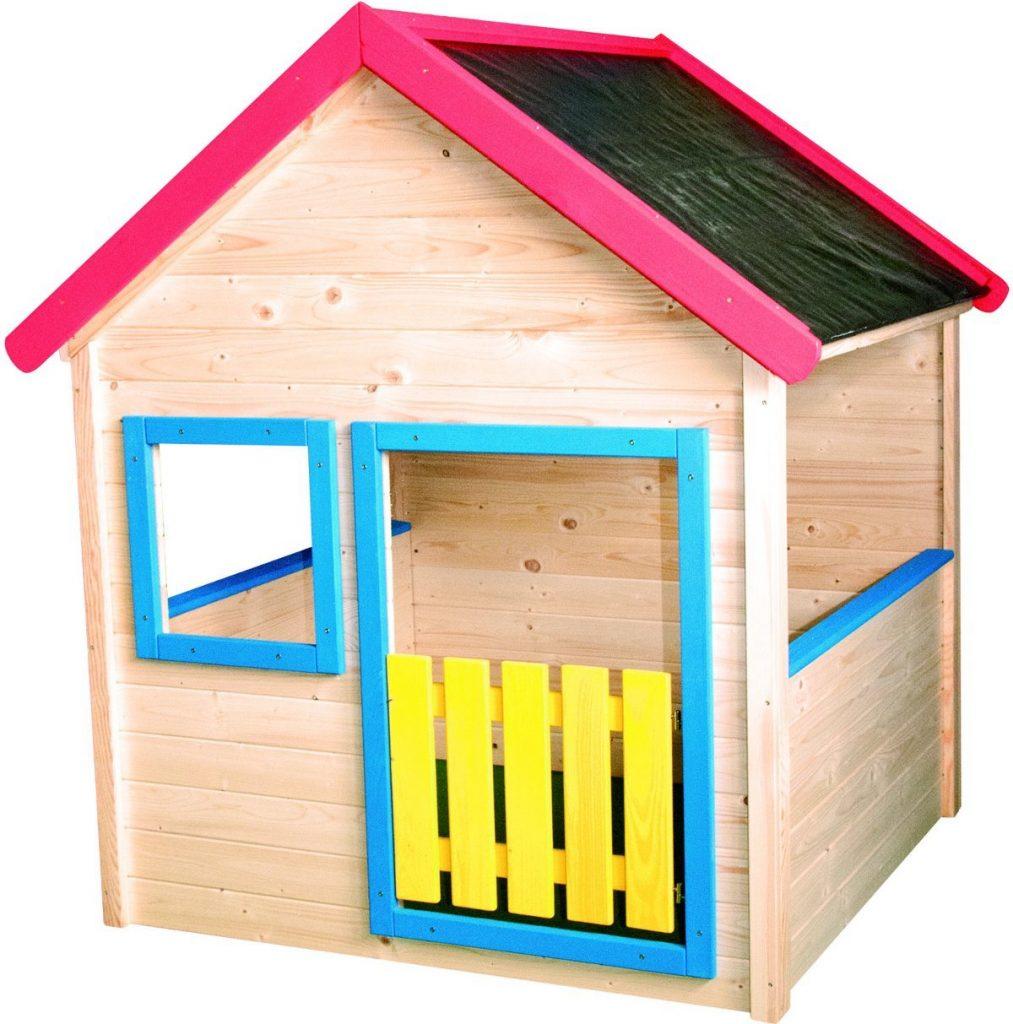 Dřevený zahradní domek pro děti woody
