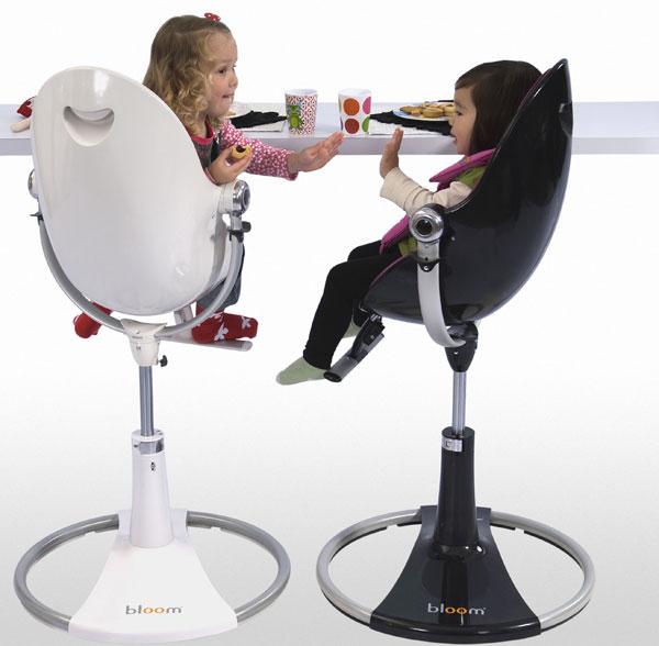 Nejlepší dětská jídelní židlička