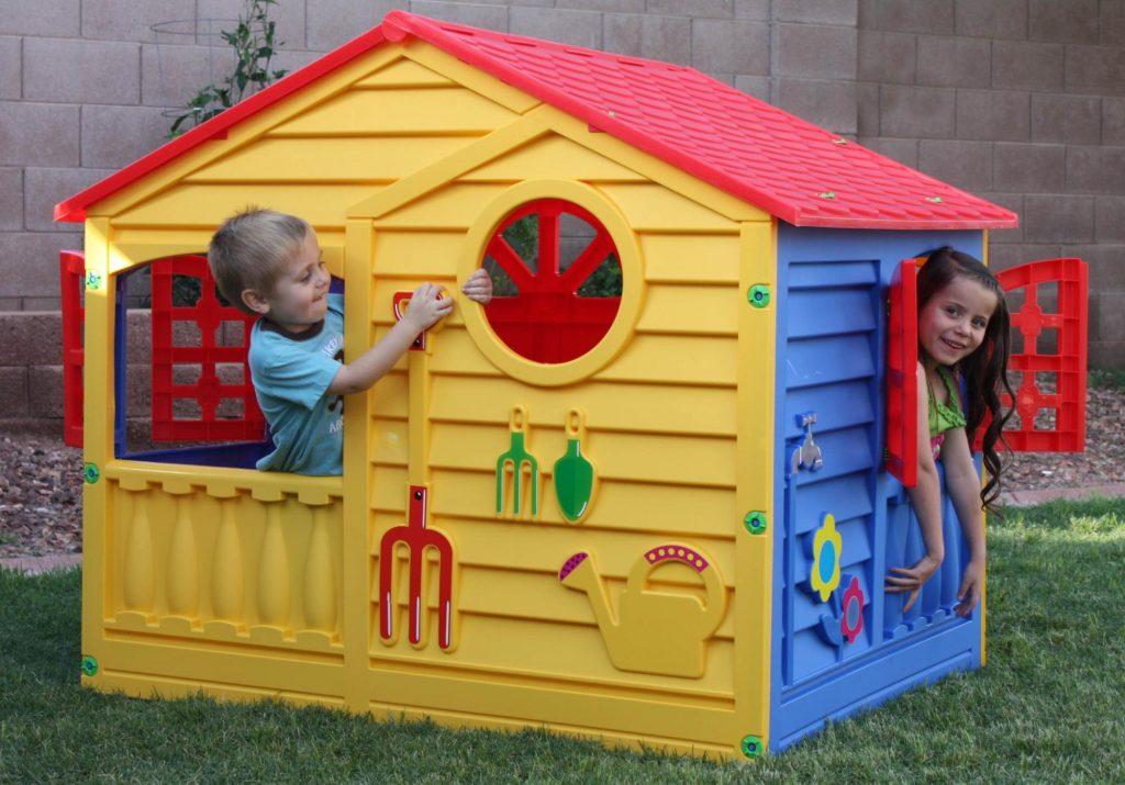 Dětský zahradní domek velký Marian plast