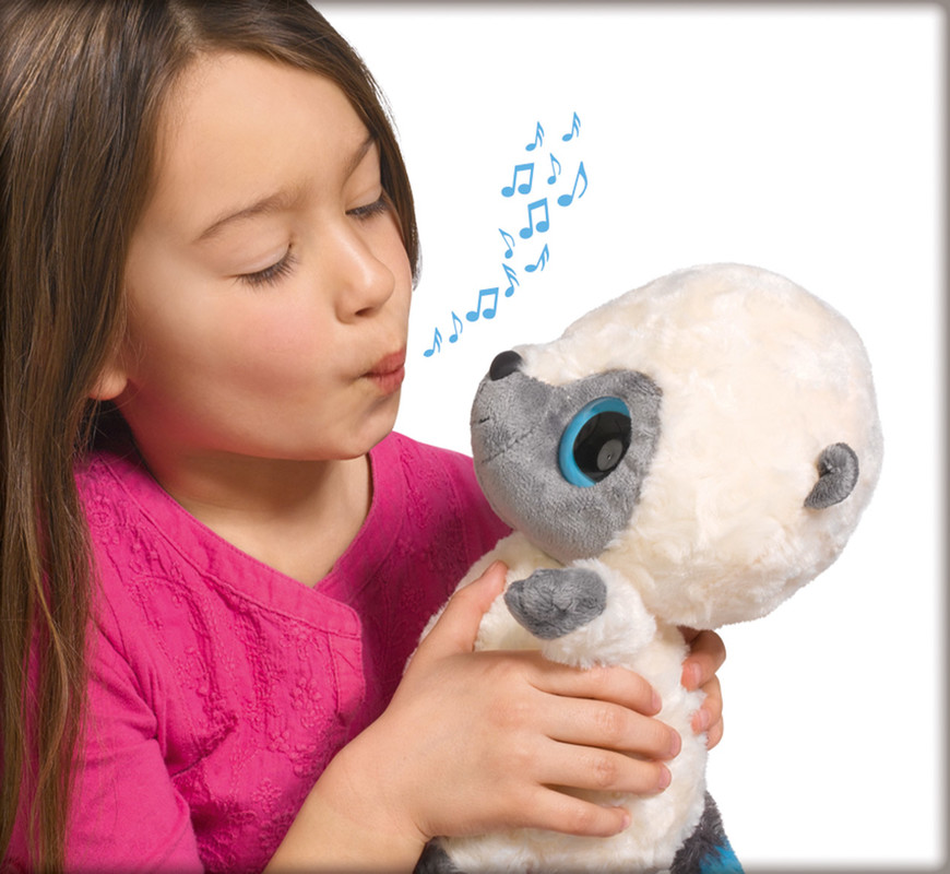 Interaktivní hračky se zvukem