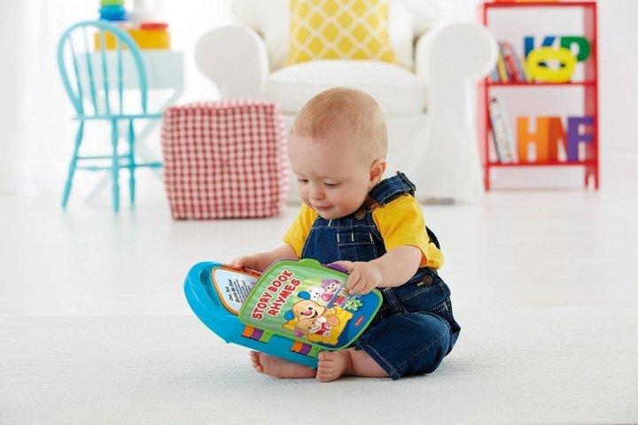 Knižky interaktivní hračky pro děti