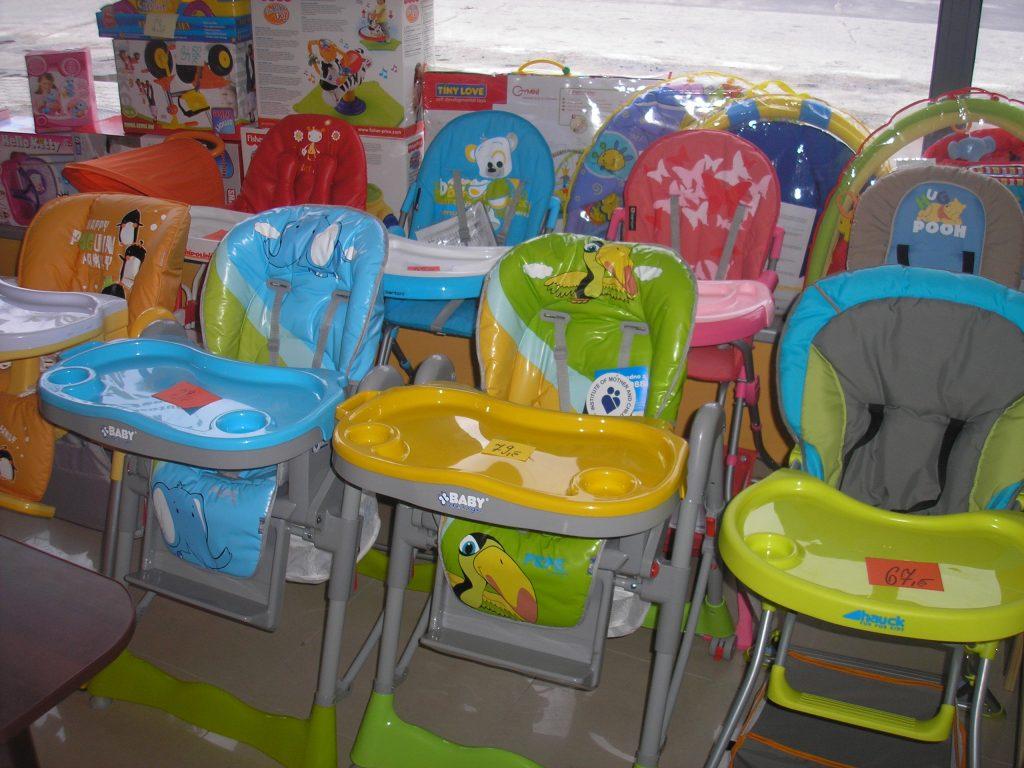 Dětskán jídelní židlička Jakou koupit?