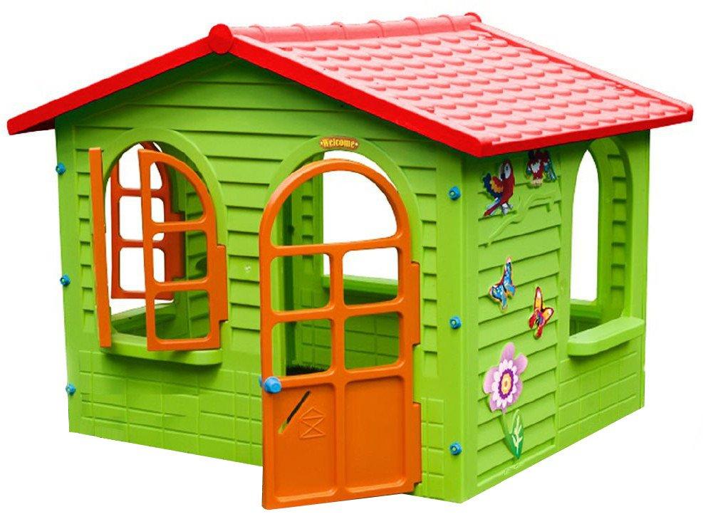 Mochtoys dětský zahradní domek pro 2 děti