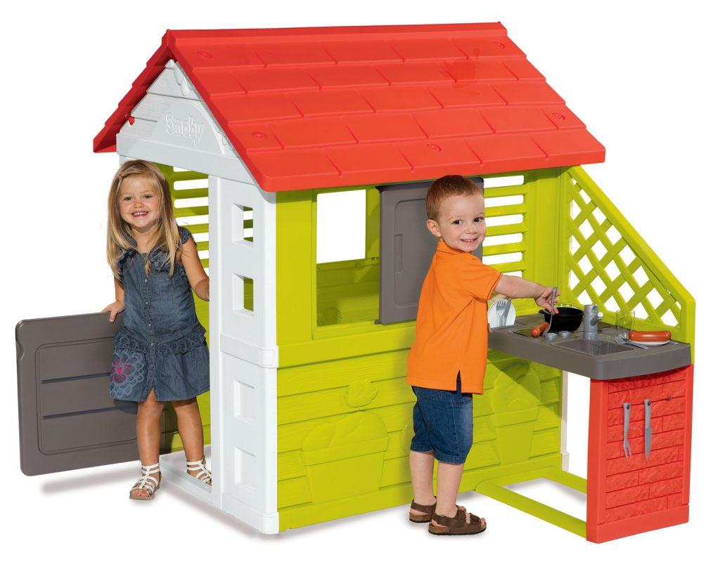Nature dětský zahradní domek Smoby