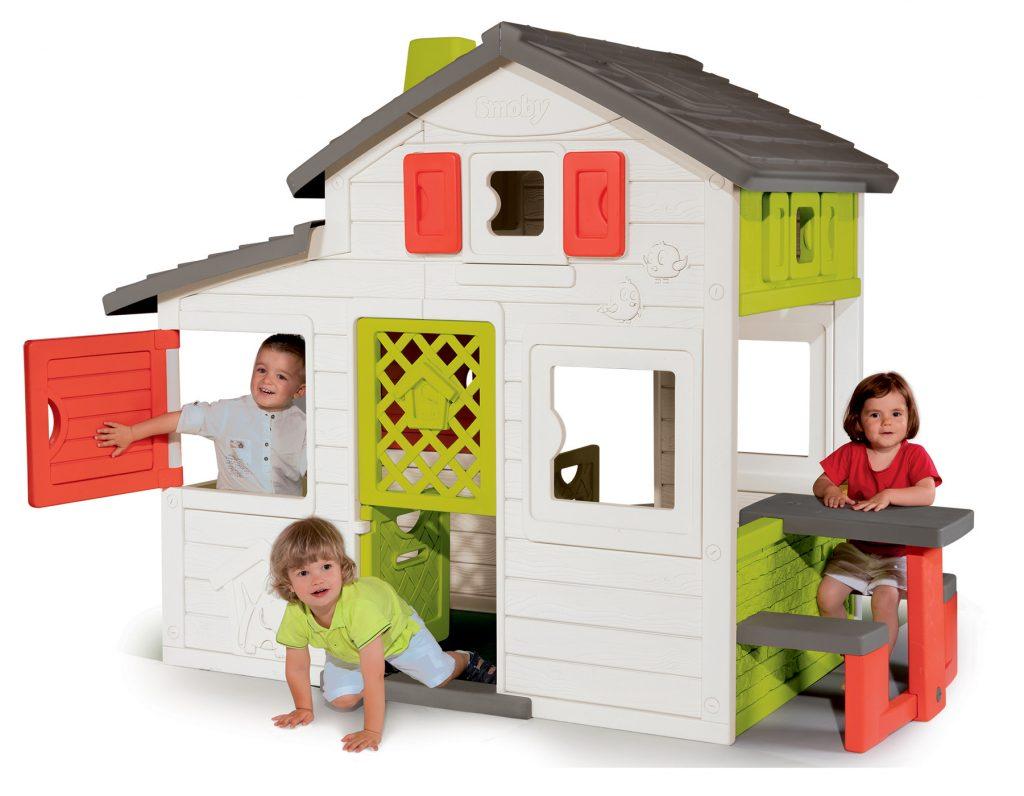 Smoby dětský zahradní domek velký