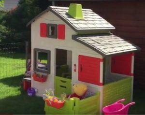 Recenze dětský zahradní domek Smoby Friends