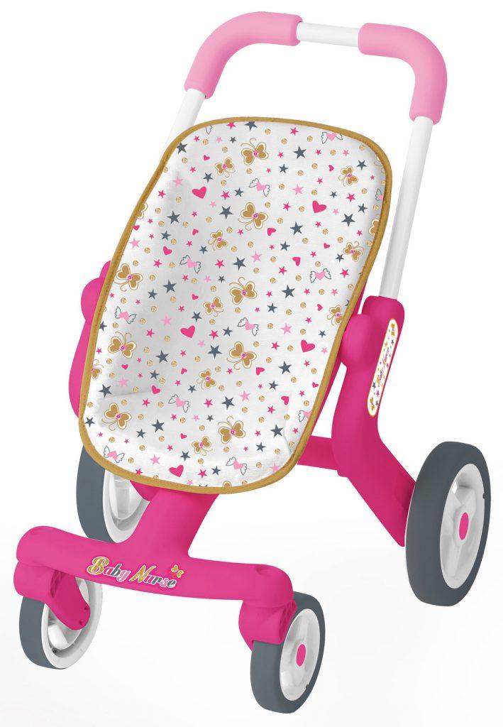 Baby Nurse Smoby kočárek pro panenky sportovní