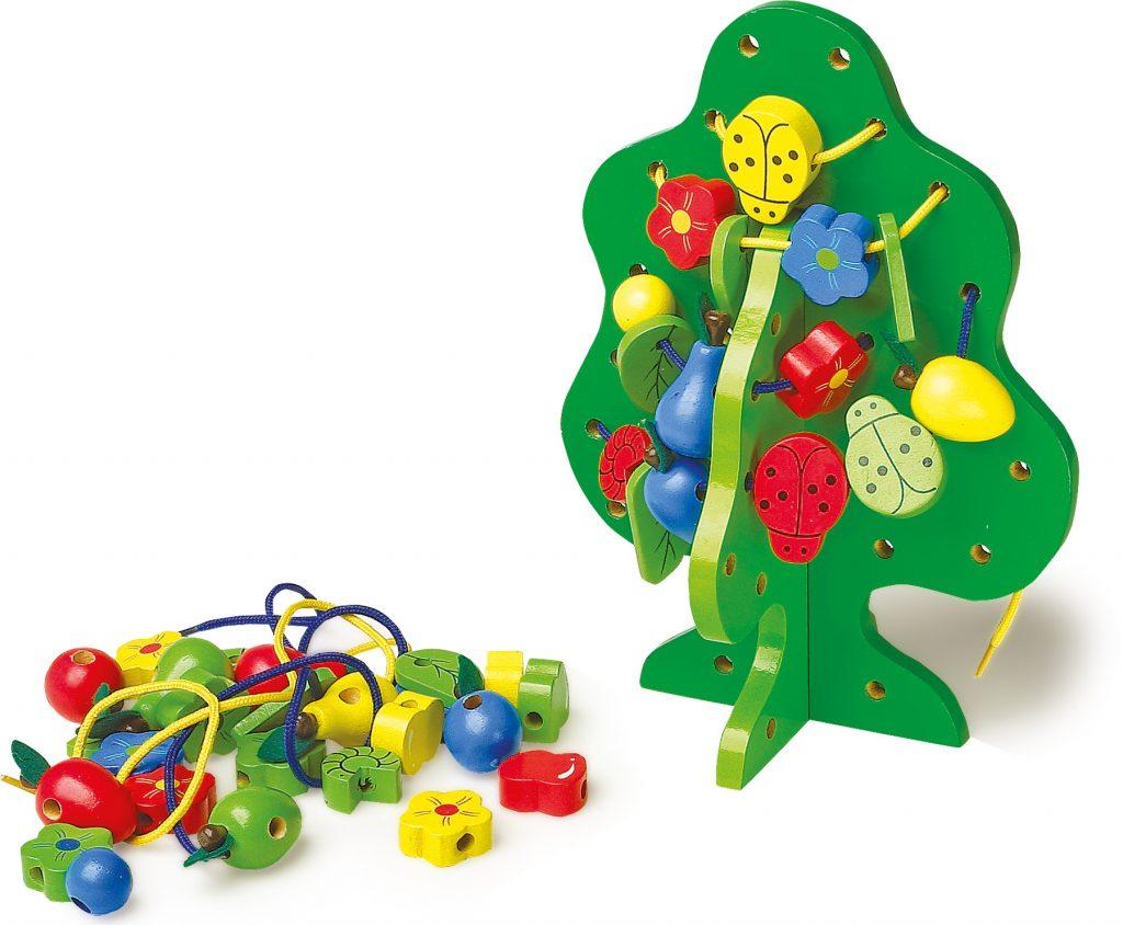 Nejlepší hračky pro rozvoj jemné motoriky