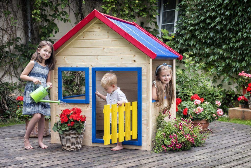 Woody dětský zahradní domek
