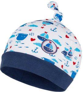 Bavlnená čepice pro děti