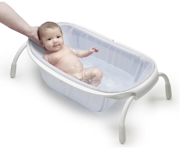 Skládací dětská vanička pro děti
