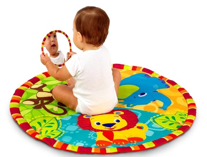 Hrací deka pro miminko Bright Starts