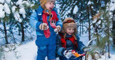 Jak vybrat zimní dětské kombinezy
