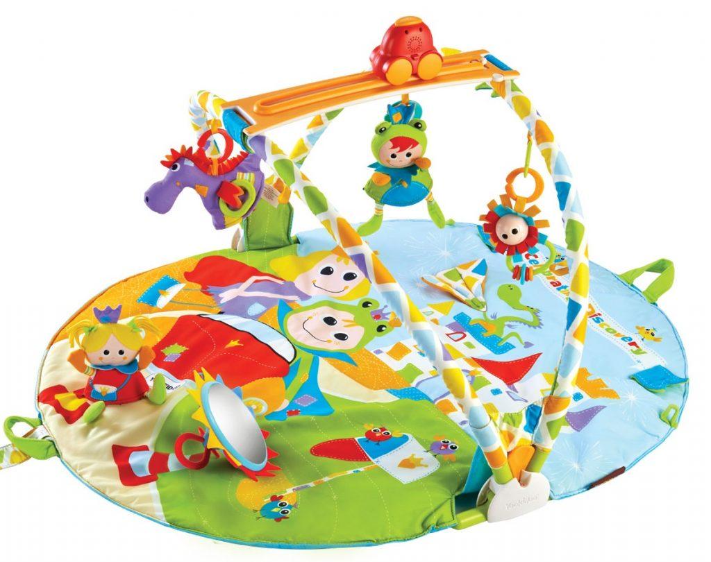 Yookidoo hrací podložky pro miminka