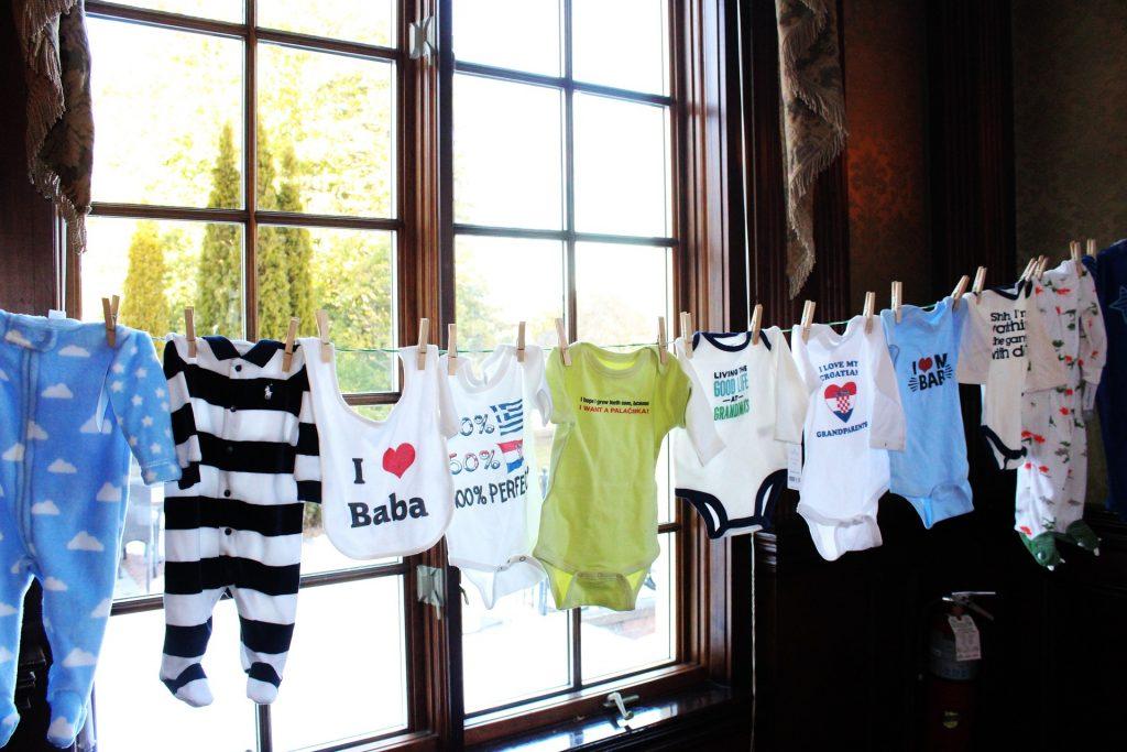 Nejlepší kojenecké oblečení pro miminko