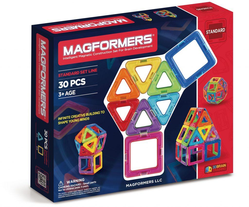 Magformers magnetické stavebnice pro děti
