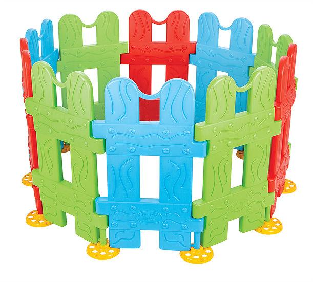 Dětská ohrádka na hraní plastová