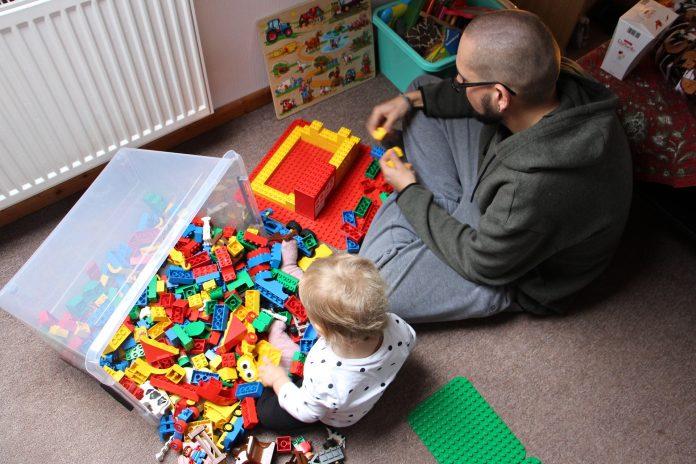 Dokonalá stavebnice pro děti Lego