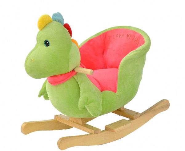 Houpací zvířatko pro nejmenší Dino