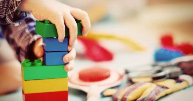 Dokonalá stavebnice pro děti