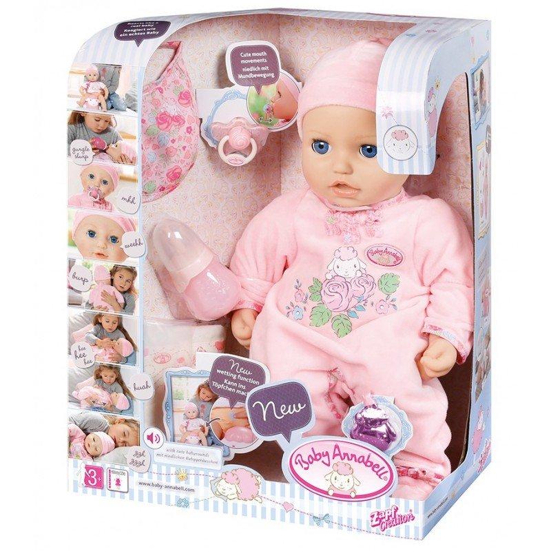 Panenka Baby Annabel se slzami