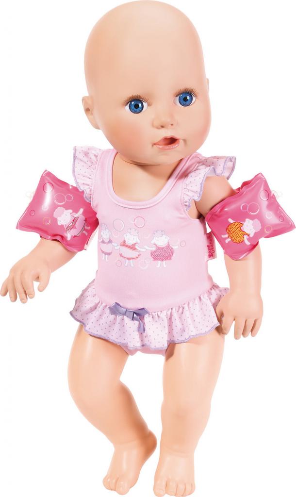 Plovoucí panenka Baby Annabell Zapf Creation