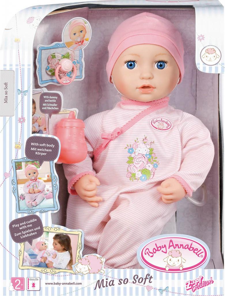 Mia panenka Baby Annabell