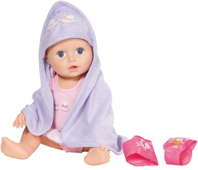 Panenka Baby Annabell do vody