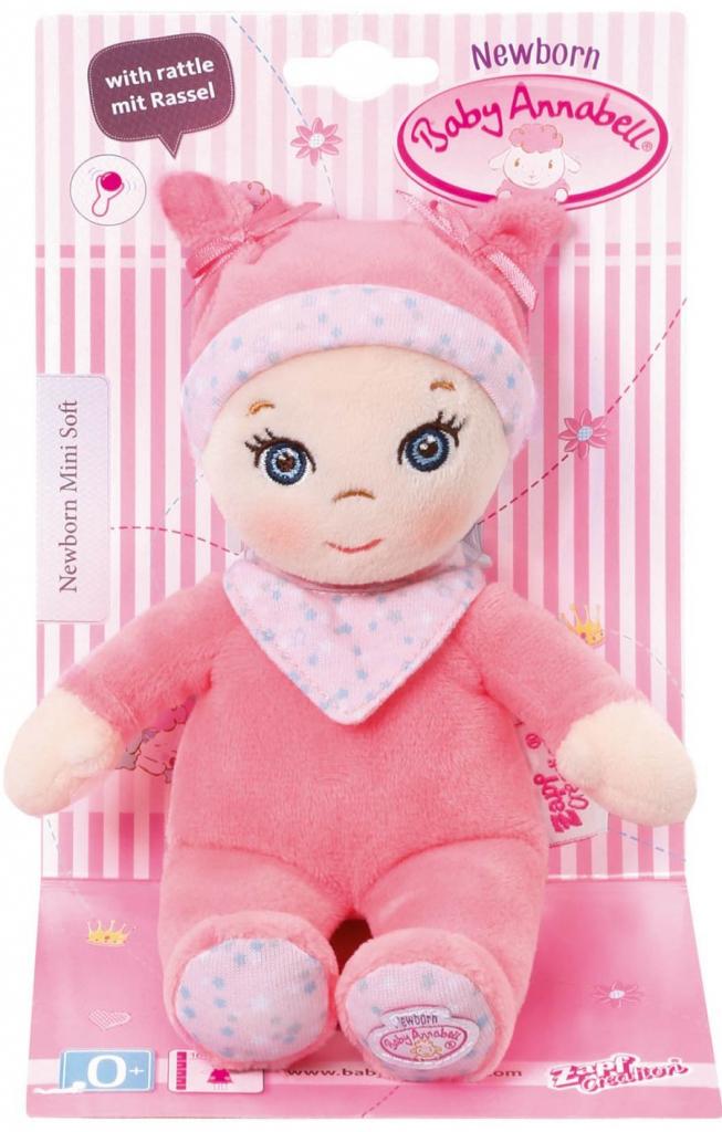 Malá panenka Baby Annabell