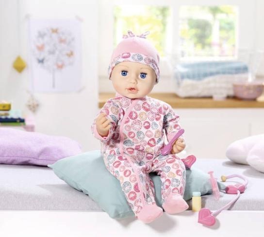 Panenka Baby Annabell Nemocná Milly