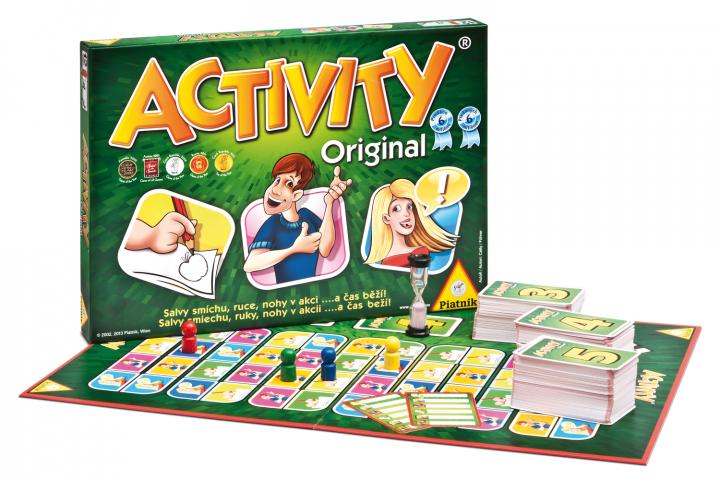 Top stolní hry Activity Original