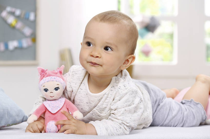 Zapf Creation Panenka Baby Annabell Newborn Mini Soft