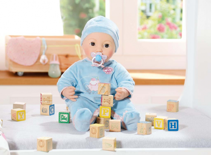Panenka Baby Annabell miminko chlapeček