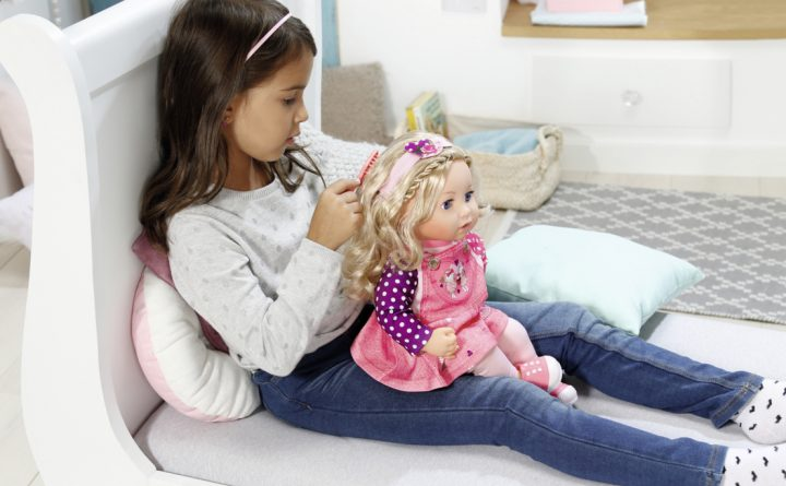 Recenze panenka Baby Annabell
