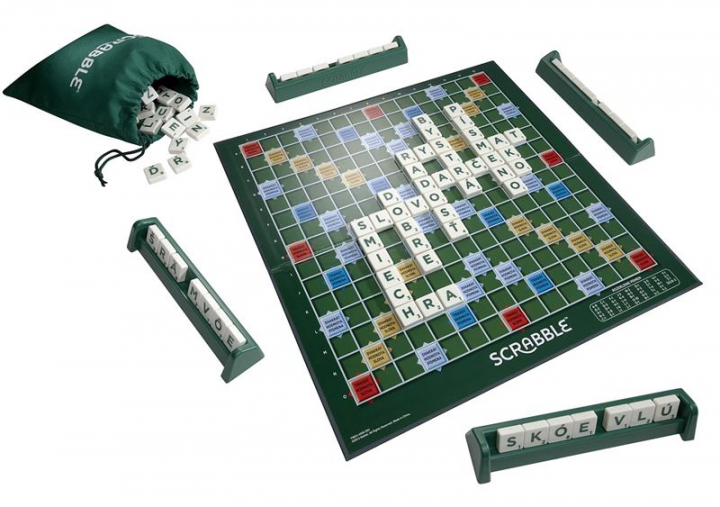 Scrabble top stolní hry
