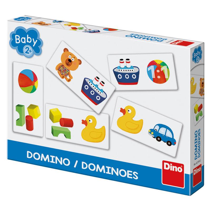 Nejlepší stolní hry Baby Domino