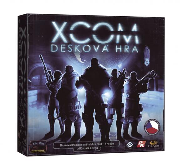 Stolní hry Blackfire XCOM