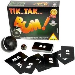Tik Tak Bum stolní hry pro děti