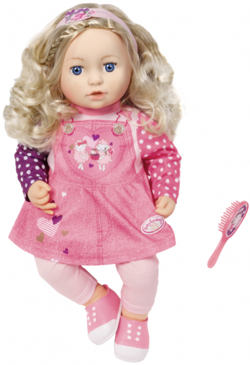 Panenka Baby Annabell Sophia s vlasy
