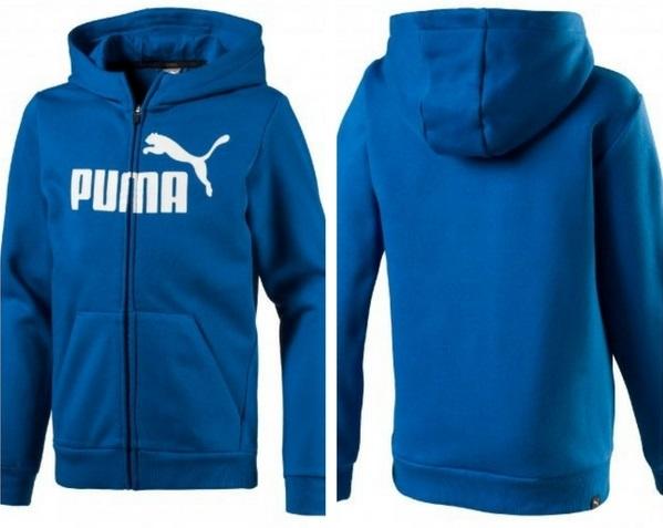 Chlapecké mikiny Puma