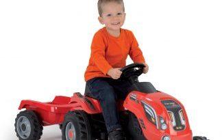 Recenze Smoby dětský traktor Farmer