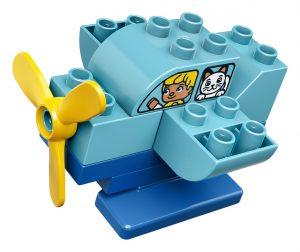 Kostky Lego Duplo Letadlo