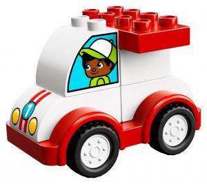 Kostky Lego Duplo sanitka